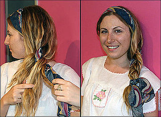 How-to: Sassy One-Minute Braid