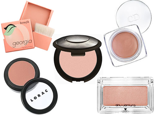 BellaSugar's Top Five Peach Blush Picks