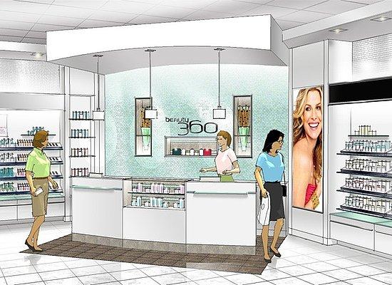 CVS Opening Upscale Beauty Store