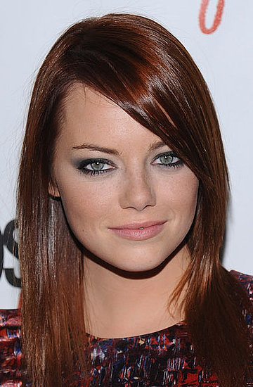 Emma Stone's Makeup at The House Bunny Premiere