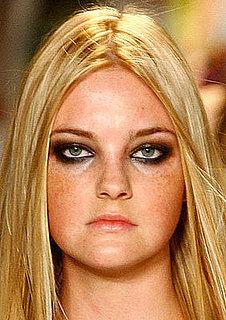 2009 Spring Fashion Week Beauty Look at Matthew Williamson