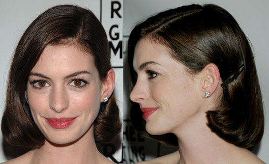 Anne Hathaway's Hair and Makeup at the Rachel Getting ...