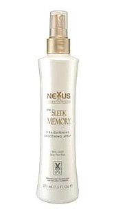 Nexxus Sleek Memory Straightening Smoothing Spray Review