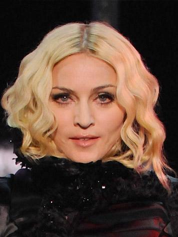 Madonna Sticky and Sweet Tour Makeup Tutorial