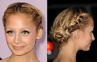 Nicole Richie's Braids at the 18th Annual Environmental Media Awards