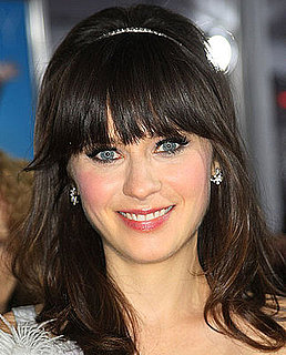 Zooey Deschanel's Makeup at the Yes Man Premiere in Los Angeles