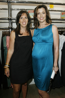 Interview with Liz Lange:  How to Create the Perfect Maternity Wardrobe