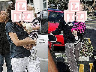 Guess the Baby Bump Mama