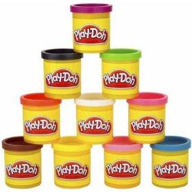 Resisting Play-Doh