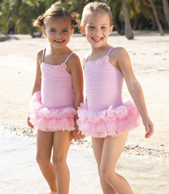 lil Find: TuTu Cute Swimsuit