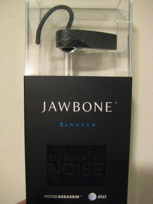 Exclusive Look at the Jawbone