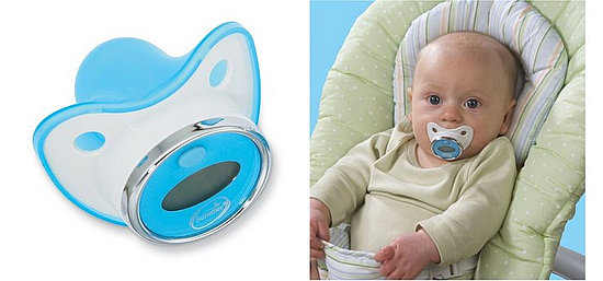 Pacifier Thermometer: Kid Friendly or Are You Kidding?