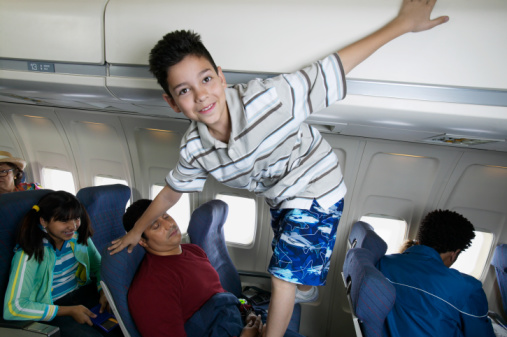 Pick a Kid Friendly Airline