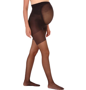 Lil Find: Maternity Tights That Ride High, Not Low