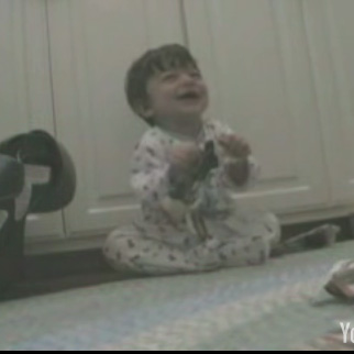 Baby With the Best Belly Laugh