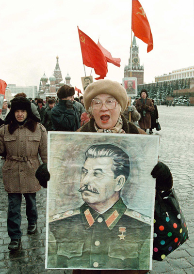 was stalin the most successful candidate Joseph stalin, despite being one of the most vicious tyrants of the why is stalin still popular in was given the task of selecting the 500 candidates.