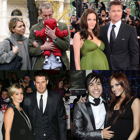 Best of 2008 Slideshow: the Best Celebrity Baby Names of 2008