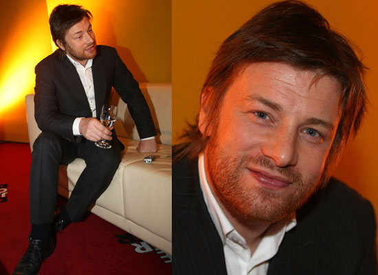 Photos of Jamie Oliver in Germany at the Opening of Das Jamie Oliver Dinner Frankfurt