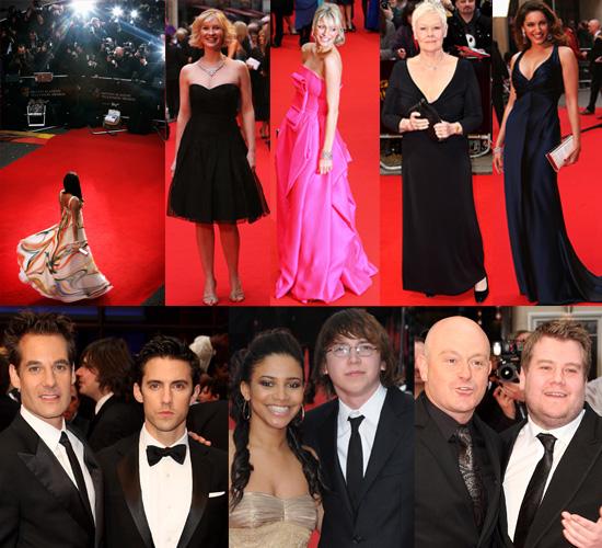 BAFTA Television Awards 2008: Red Carpet Photos