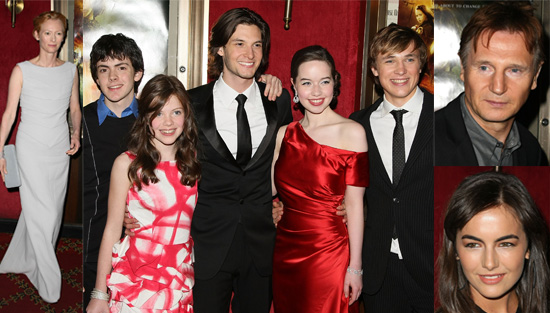 Premiere Of The Chronicles Of Narnia: Prince Caspian In New York