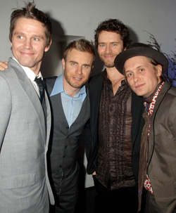 Sugar Bits – Take That Will Be Back For Good Soon