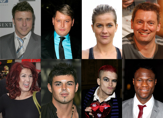 Clyde 1 - All of the Celebrity Big Brother winners so far ...