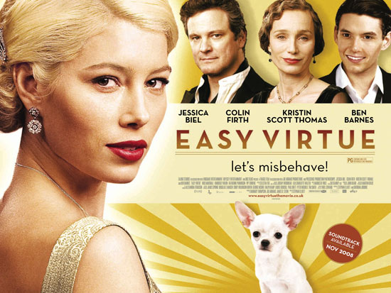 Film Review of Easy Virtue