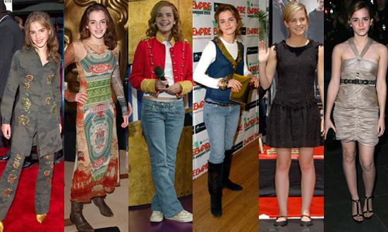Emma Watson Celebrates her 18th Birthday