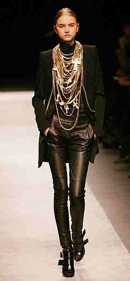 Would You Wear Leather Trousers?