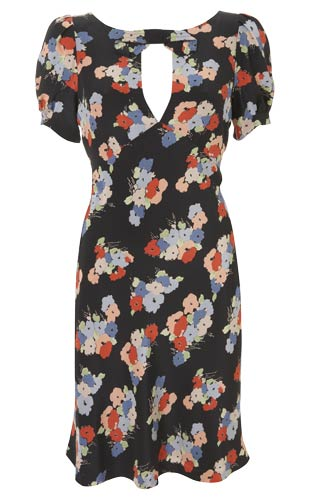 Fab Worthy: Whistles Posey Bouquet Dress