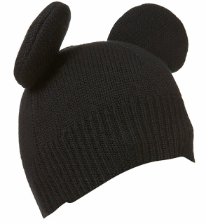 Fab Worthy: Ear Hat by Peter Jensen for Topshop