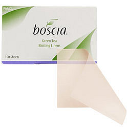 Sephora: Boscia Fresh Blotting Linens: Shine Control/Blotting Papers
