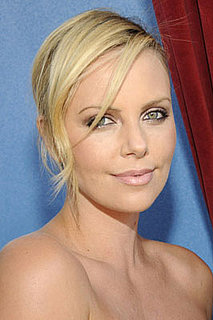 Charlize Theron at the 2008 MTV Movie Awards