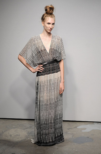 Jenni Kayne Spring 2009: Missing the Designer, But Not the Clothes