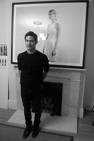 New, New York, Talent: Joseph Altuzarra