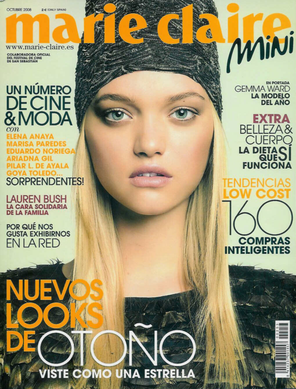 Gemma Ward Comes Back with a Cover