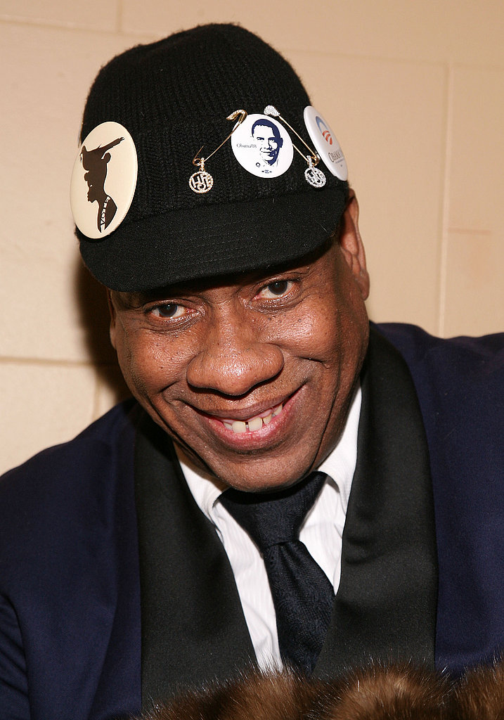 Andre Leon Talley Crystallizes His Support for Obama