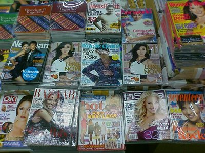 Which magazine would you rather see paired with Project Runway?