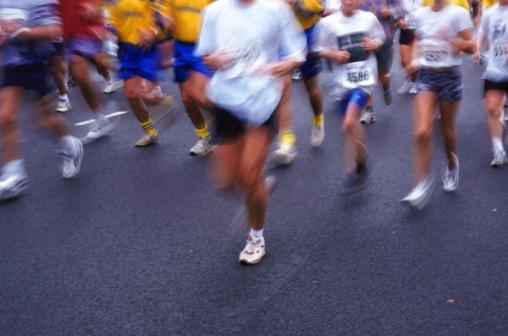 Get Motivated: Mom Runs Marathon After Giving Birth to Six!
