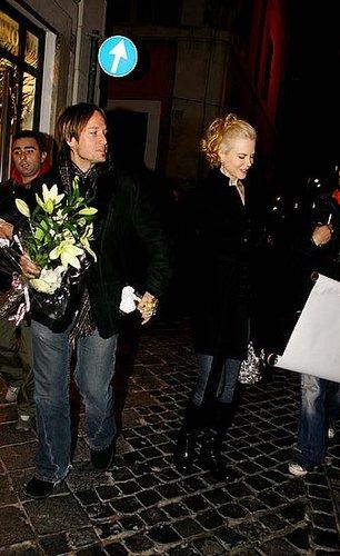 Nicole && Keith In Rome