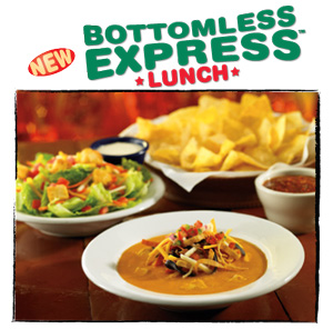 Chili's Bottomless Express™ Lunch