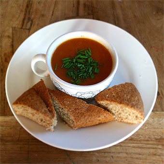Tomatensoep (Dutch Tomato Soup)