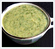 Jiva Ayurveda Recipes - Drumstick Leaf Vegetable (Sahijan Pati Saag)