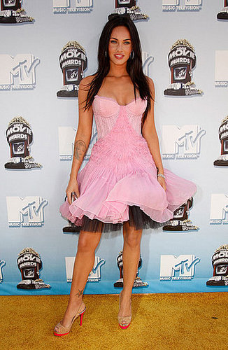Mtv 2008 Movie Awards: Worst Dressed