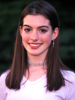Transformation:Anne Hathaway