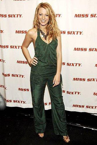 Blake Lively  Fashion Week