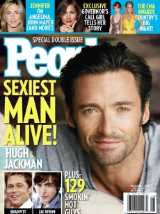 Sexiest Man 2008