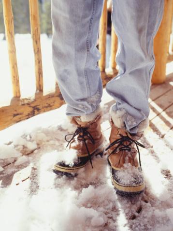 Casa Quickie:  Salt Stains on Carpet