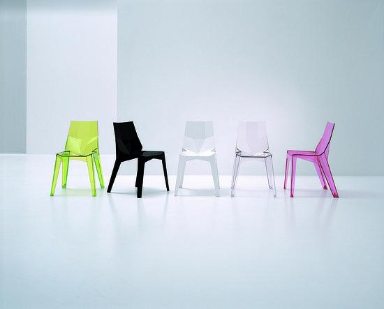 Nice and New:  Karim Rashid's Poly Chair