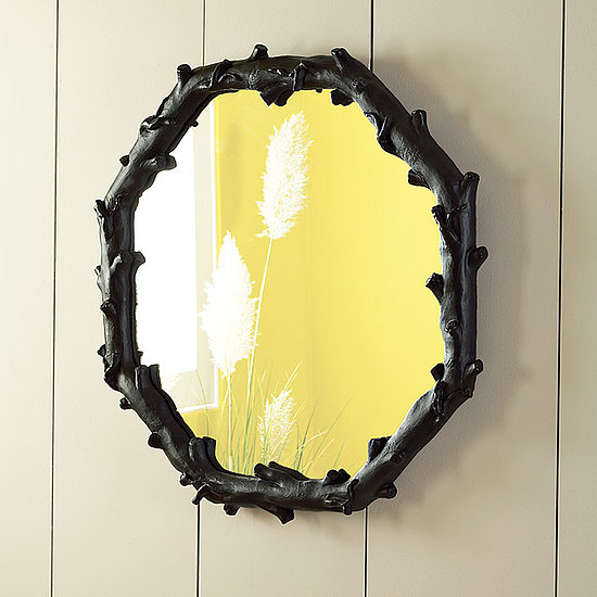 Steal of the Day: West Elm Faux Bois Mirror